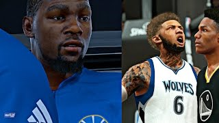 NBA 2K17 MyCAREER - KD TALKING TRASH BEFORE THE GAME! | MOST CHEESE TEAM IN 2K HISTORY!