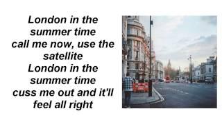 Red Hot Chili Peppers - Emit Remmus (lyrics)