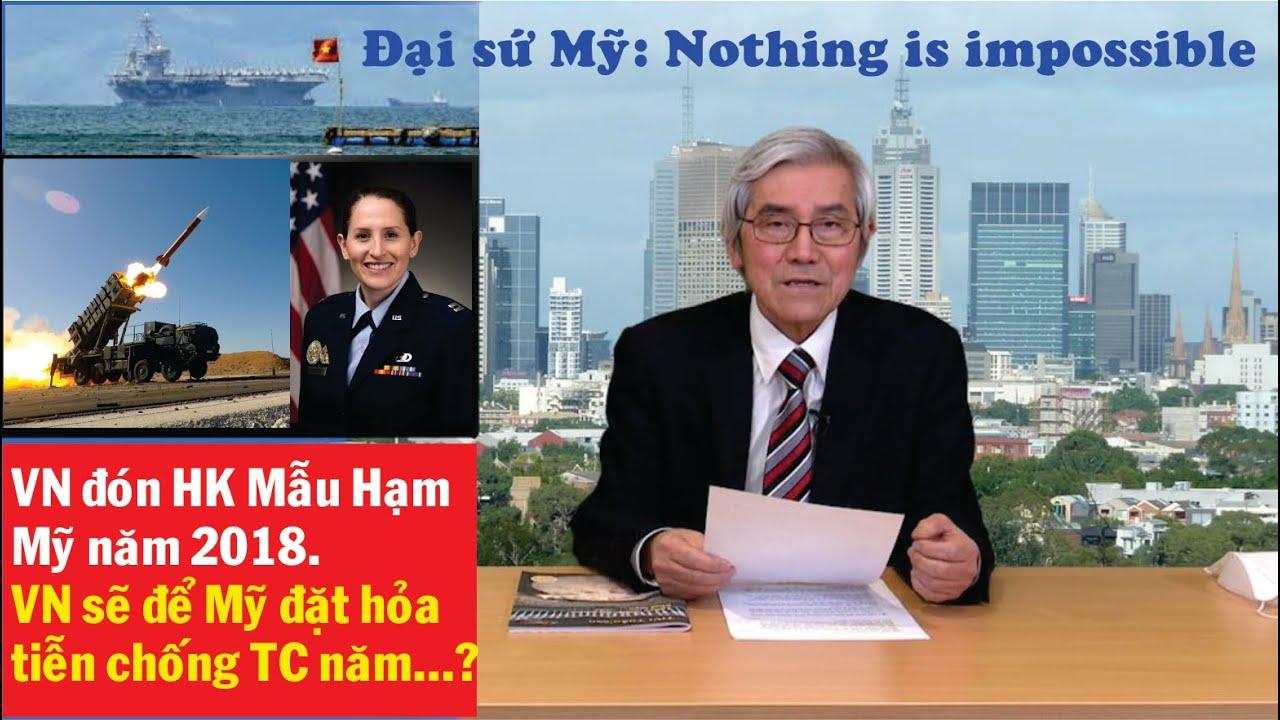 29/7: Khi nào ViệtNam cho Mỹ đặt hỏa tiễn? Dịch sẽ qua? GS Trang tếu đáo để, ThủTướng Chính nên nghe