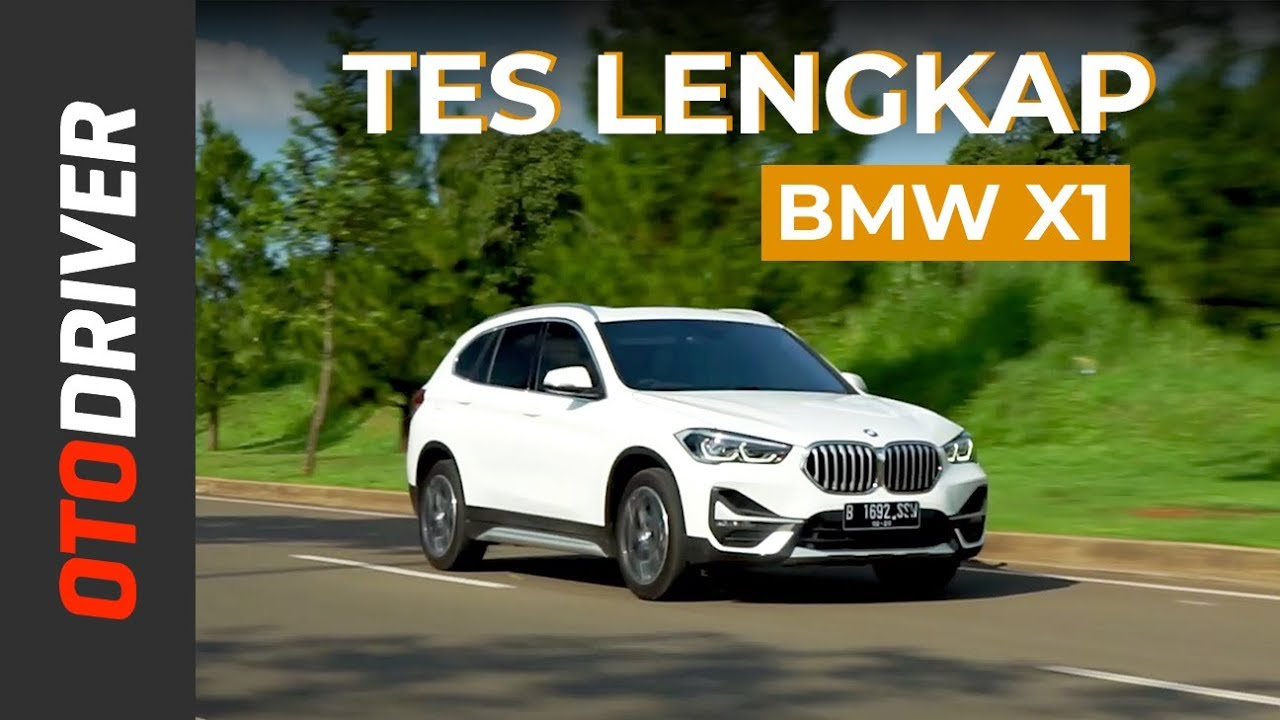 Bmw X1 2020 Review Indonesia Otodriver Youtube