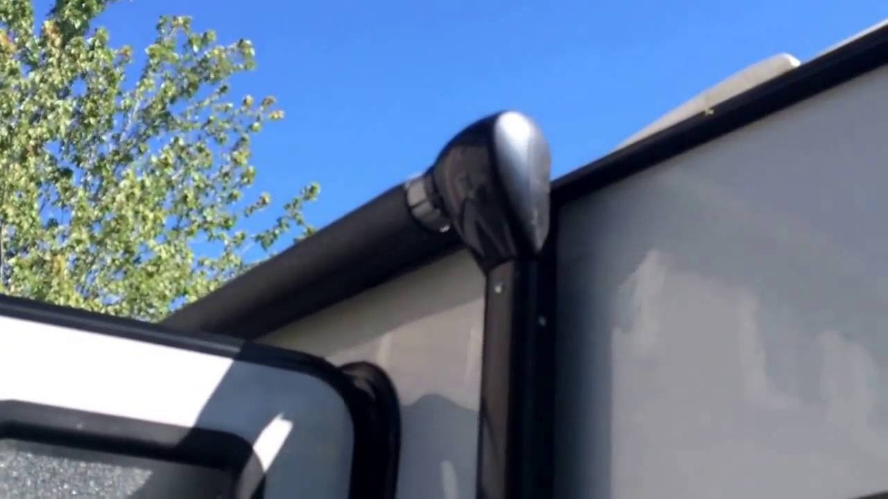 Electric Rv awning How to fix slow motor