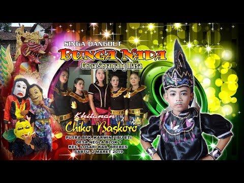 Singa Dangdut BUNGA NADA Live Desa Negal Losari Brebes [02-03-2019]