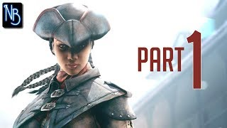 Assassin's Creed: Liberation HD Walkthrough Part 1 No Commentary