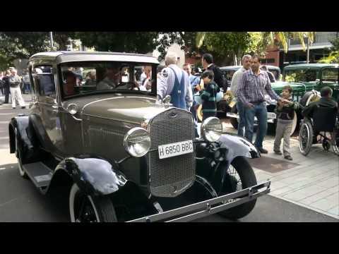 COCHES ANTIGUOS EN TENERIFE  2011