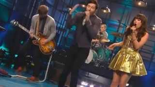 "Owl City & Carly Rae Jepsen perform ""Good Time"" on The Tonight Show"