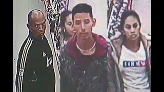 En manada, pero con disimulo: así roba esta banda en supermercado de Engativá | Noticias Caracol