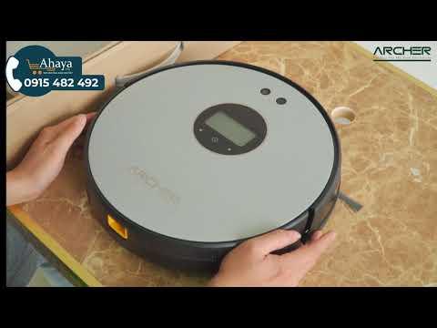 Robot hút bụi - lau nhà Archer Ar88 Đức