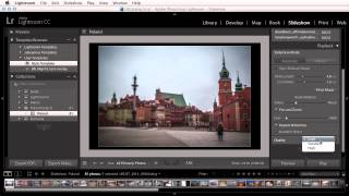 Improved Slideshows in Lightroom CC thumbnail