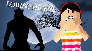 THE WEREWOLF STRIKES AGAIN!! -ROBLOX (A WOLF OR OTHER)