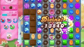 Candy Crush Saga Level 3047 NO BOOSTERS