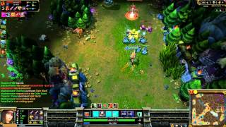 SR Caitlyn 11-0-14 Clappster Infected Painter shadowsneaker Alaquinn GOOD GAME Commentary