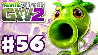 Plants vs. Zombies: Garden Warfare 2 - Gameplay Part 56 - Peashooter! (PC)