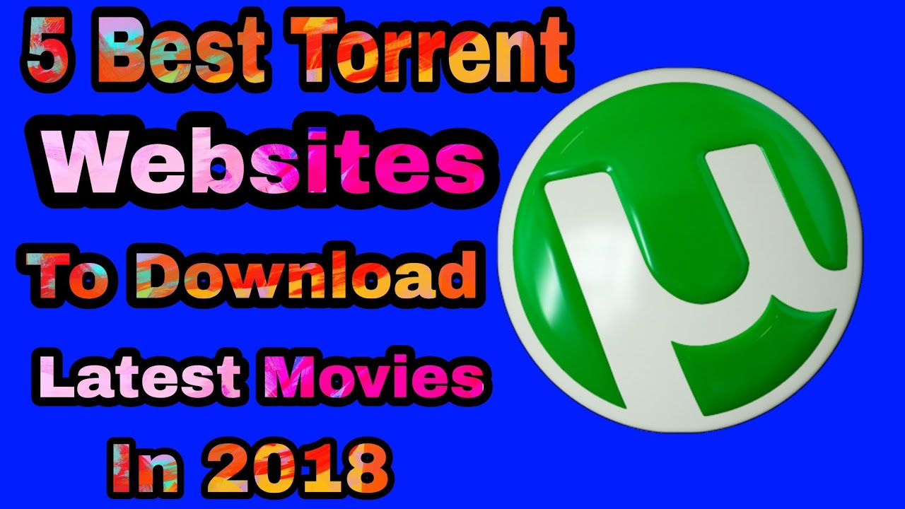 torrent site for movies 2018