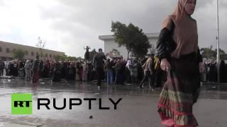 Egypt: Students of al-Azhar in chaotic scenes as clashes break