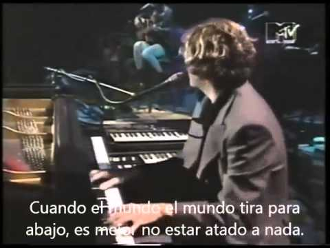 Charly García - Los Dinosaurios [Hello! MTV Unplugged 1995]