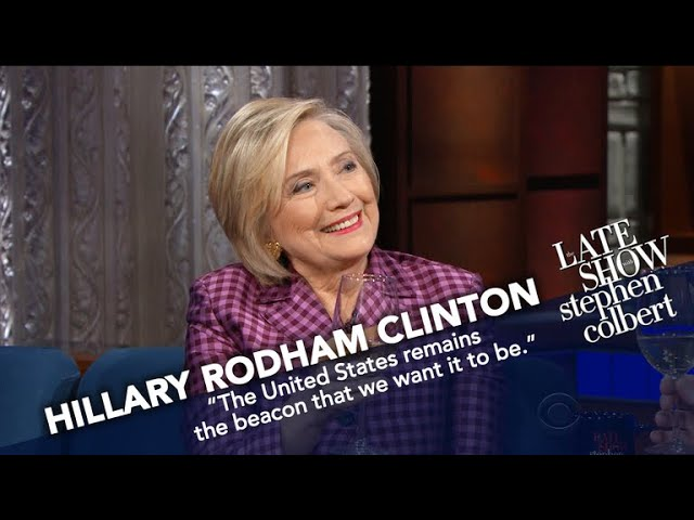 Hillary Clinton: Nobody's Talking About Contesting The Election