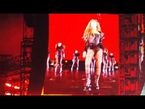Beyonce Bowdown/Tom Ford,Run The World live in Raleigh Nc 5/3/16