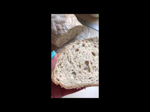 Gluténmentes kenyér Szafi Free és Szafi Reform lisztekből