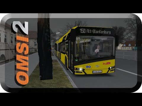 Omsi 2 #241 Berlin Pankow-Nord *PC/HD/DE*