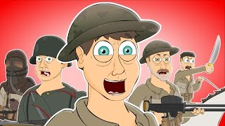 ♪ BATTLEFIELD 1 THE MUSICAL - Animated Parody Song