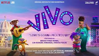 Love's Gonna Pick You Up - The Motion Picture Soundtrack Vivo (Official Audio)