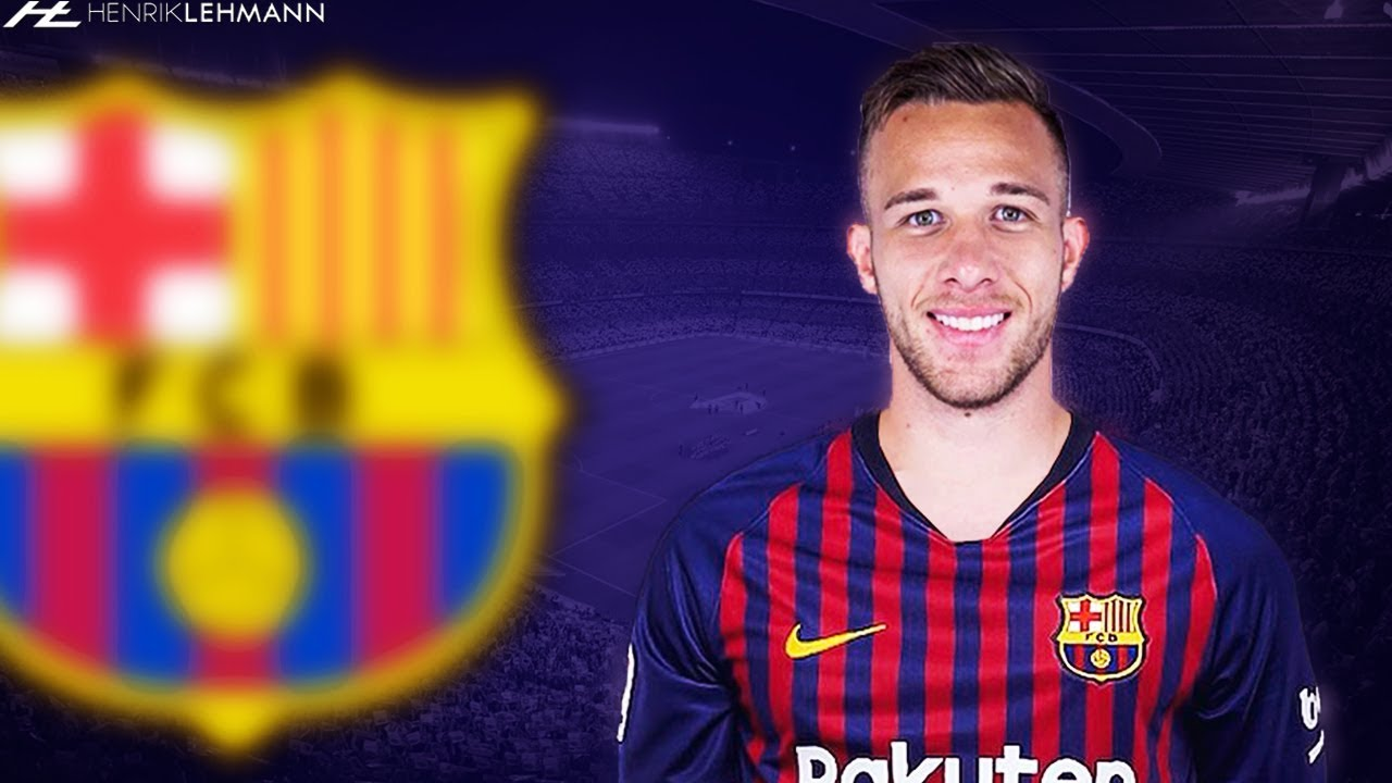 0c1384a14 Arthur Melo - Welcome To FC Barcelona