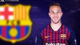 Baixar Arthur Melo - Welcome To FC Barcelona   2018/19