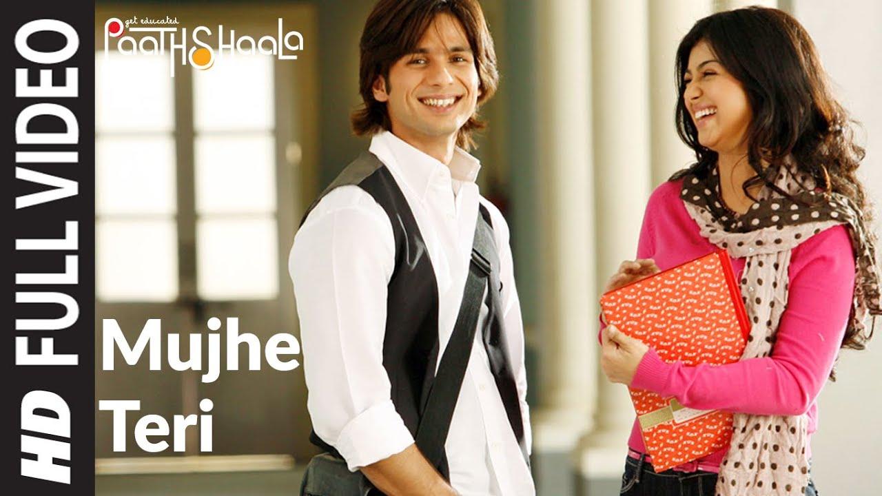 """Download Mujhe Teri [Full Song] """"Paathshaala""""   Shahid Kapoor   Tulsi Kumar, Hanif Sheikh"""