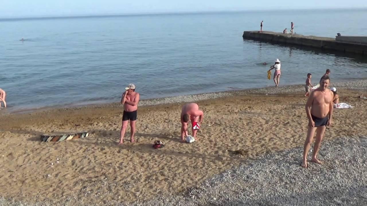 Видио камера на нудийском пляже крыма фото 441-372