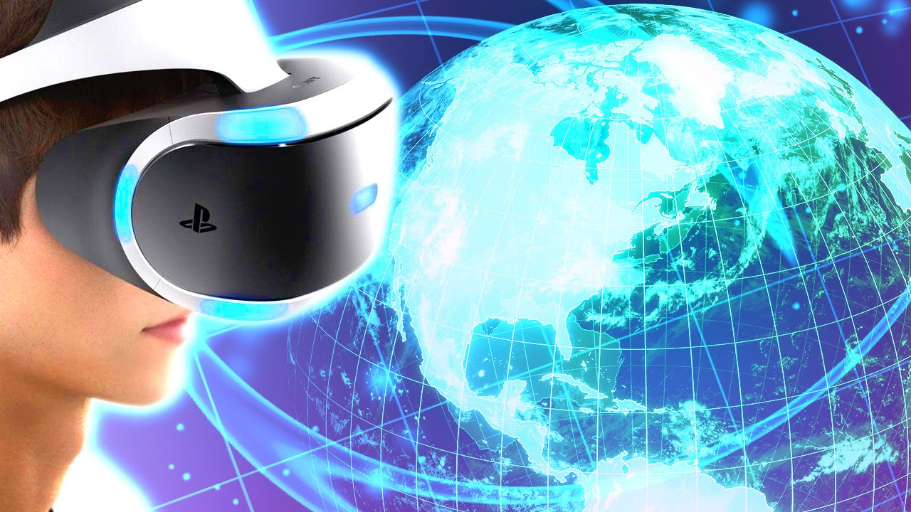 10 Ways Virtual Reality Could CHANGE The World - YouTube