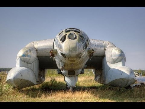 17 Most Bizarre Aircrafts