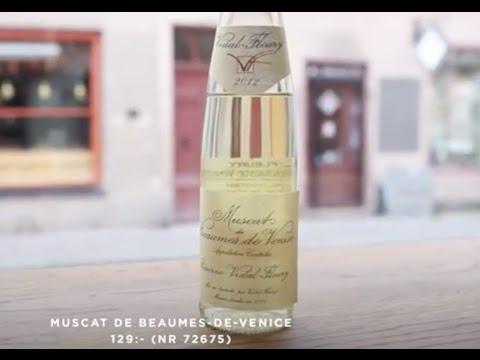 Din guide om vin Muscat de Beaumes de Venice, Cami Salie, Vouvray Helene Dorleans Brut
