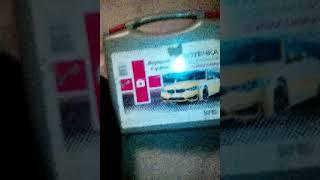 Аптечка скорой помощи обзор