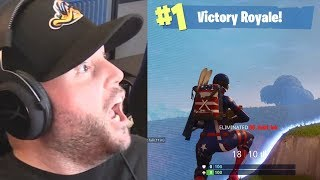 MY FIRST EVER SOLO WIN!   Fortnite (PS4)   Battle Royale #7