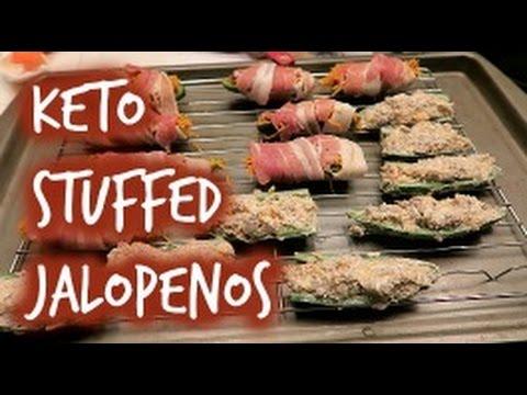keto-superbowl-snacks:-stuffed-jalapeno-peppers!
