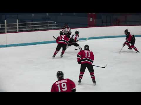 Mercer Chiefs vs New Jersey Devils U16 Ice Hockey 11/19/17