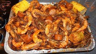 How To Make: Louisiana Style Shrimp Boil