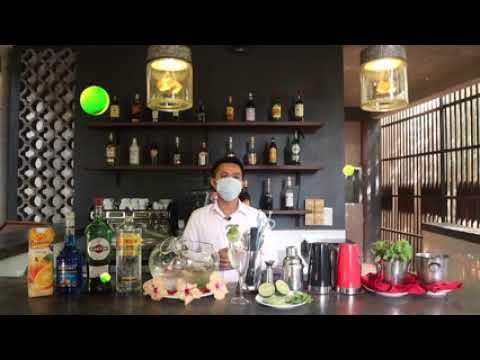 Sala Bai Skills: Cocktails—New Year's Eve Royal Green