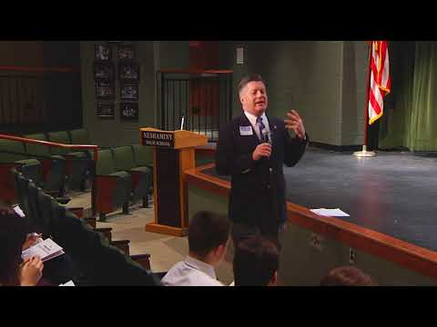"""Rep. Frank Farry's """"Rep for a Day"""" Event"""