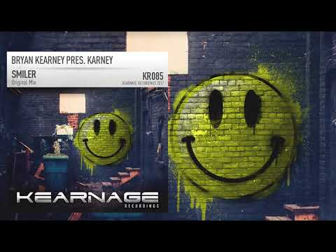 Bryan Kearney presents Karney - Smiler [KR085]