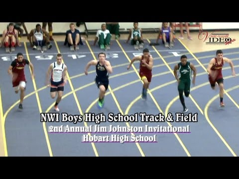 2013 NWI Boys Indoor High School Track & Field (Jim Johnston Invitational)