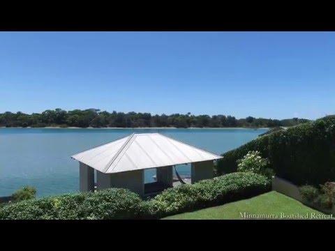 Minnamurra Boatshed Retreat - Self Contained Kiama Accommodation