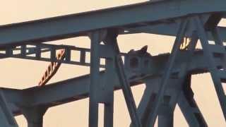 Gryfino: desperat na moście 2