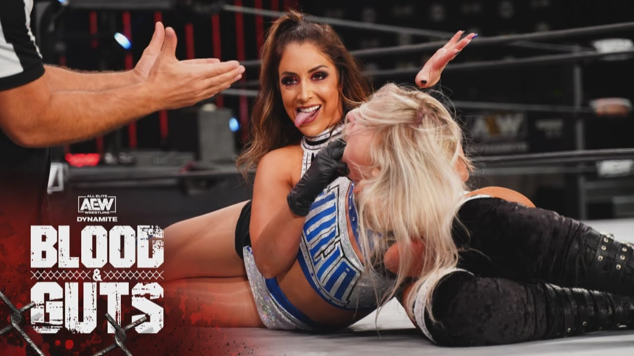 Dr. Britt Baker is Ready for Her Shot at the AEW Women's Championship | AEW Blood & Guts, 5/5/21
