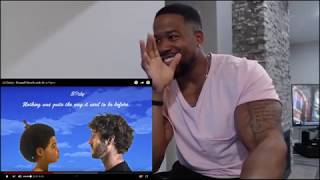 """Lil Dicky Again """"Russel Westbrook on a Farm"""" - Reaction Video"""