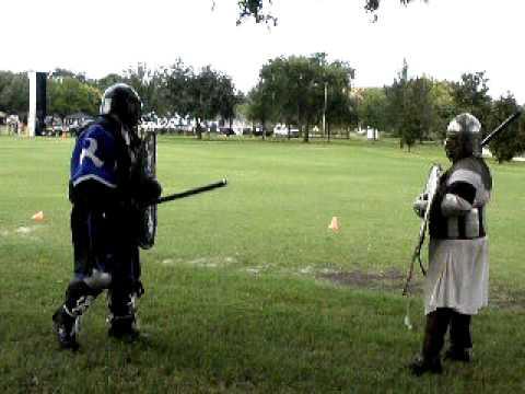 SCA Practice, Barony of Marcaster, Kingdom of Tirmaris 9/26