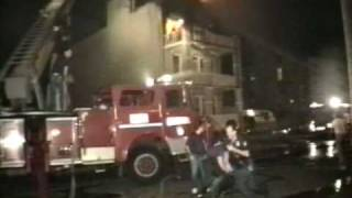 FDNY Rescue 3 vintage footage July 4th, 1991,  an Alan Simmons/Firestorm HD Production