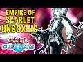 Empire of Scarlet Opening & Giveaway! YuGiOh Duel Links w/ ShadyPenguinn