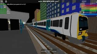 roblox bro HSCR Trains at high speed (ft. HardenlongDd)