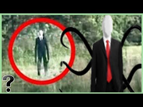 What If Slender Man Was Real?